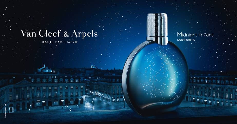 Van Cleef & Arpels Midnight in Paris EdT, czyli o północy