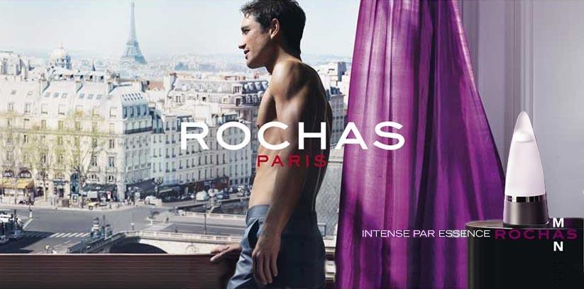 Rochas – Man, czyli srebrzysty pocisk w różowej łusce… | perfumomania