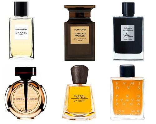 zapachy wyróżnione 2012