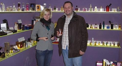 perfumeria Yasmeen