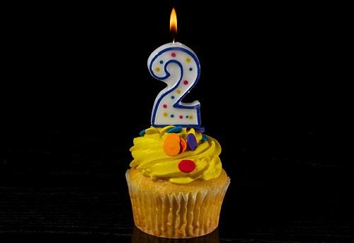 druga rocznica bloga