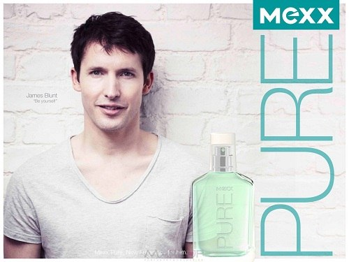 Mexx Pure James Blunt