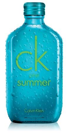 calvin klein ck one summer 2013