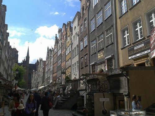 Mariacka Gdańsk