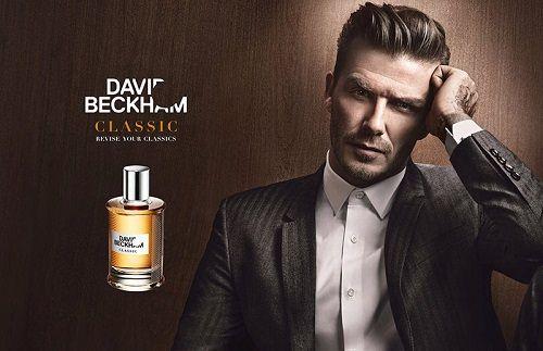 David Beckham Classic EdT