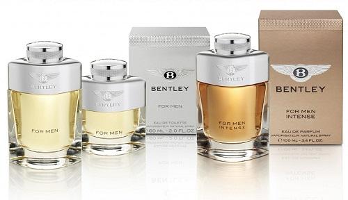 Bentley for Men EdT i EdP