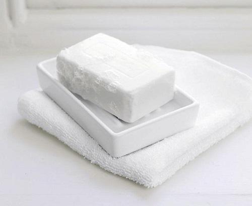 kremowe mydełko