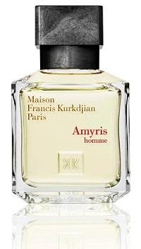 Maison francis kurkdjian amyris homme czyli zab jczo for Amyris homme maison francis kurkdjian