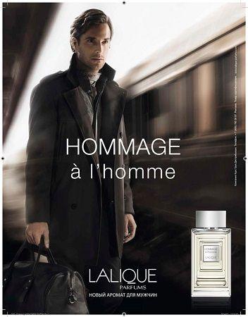 lalique Hommage