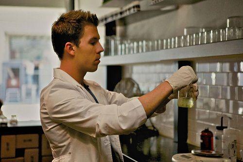 Le Labo bartender