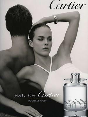 Cartier - Eau de Cartier z kolendrą oraz iso e super