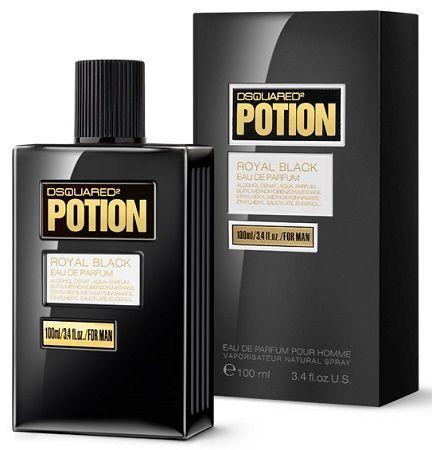 Dsquared2 - Potion Royal Black