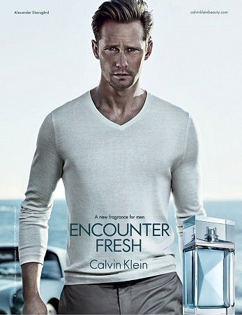 reklama Calvin Klein - Encounter Fresh