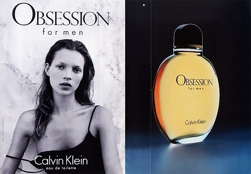 relkama Calvin Klein - Obsession for Men