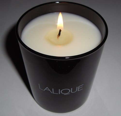 Lalique - Cuir, Moscow Russie candle