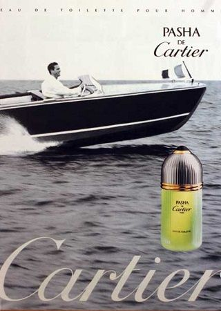 reklama Cartier Pascha