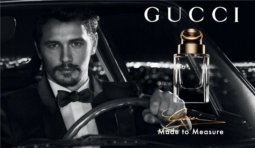 reklama Gucci Made to Measure EdT
