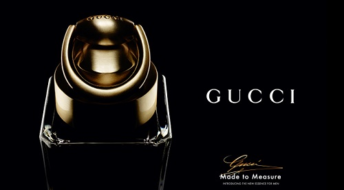 reklama Gucci Made to Measure