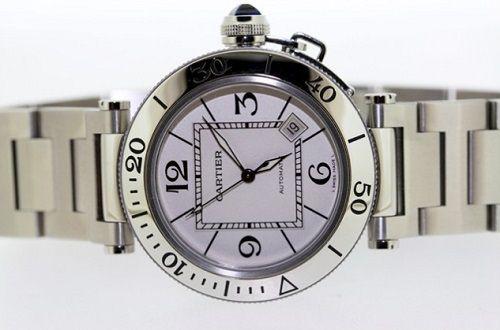 zegarek Cartier Pasha