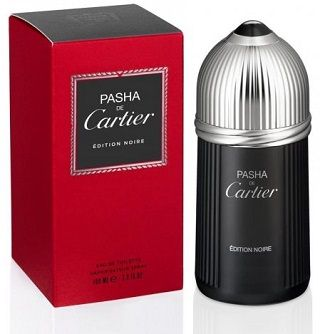 Cartier Pasha Edition Noir EdT