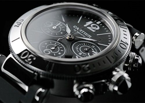 Cartier Pasha zegarek
