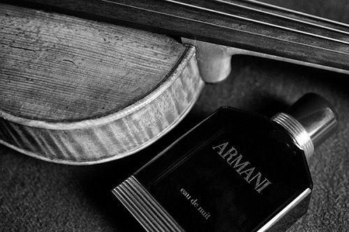 Giorgio Armani - Eau de Nuit pour Homme reklama