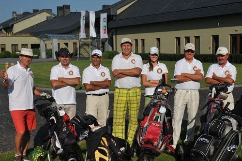 klub golfowy