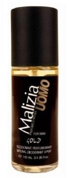 Mirato - Malizia Uomo Gold dezodorant perfumowany