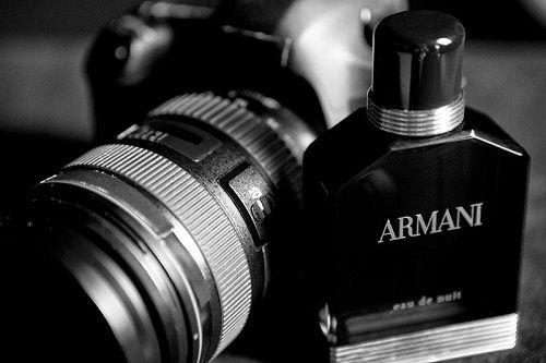 reklama Giorgio Armani - Eau de Nuit pour Homme EdT