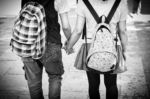 szkolna miłość