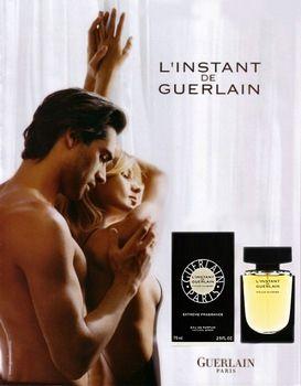Guerlain - L'Instant de Guerlain pour Homme Eau Extreme reklama