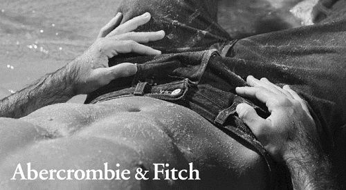 reklama Abercrombie & Fitch