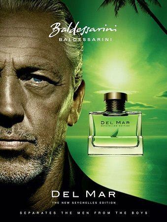 reklama Baldessarini - Del Mar Seychelles Limited Edition