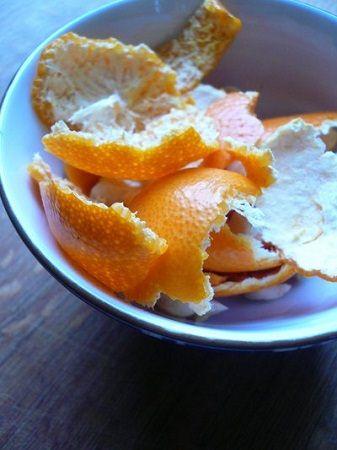 skórki mandarynki