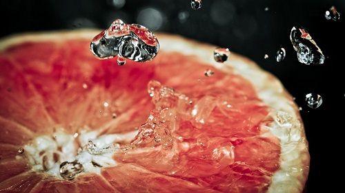soczysty grejpfrut