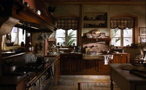 stara kuchnia