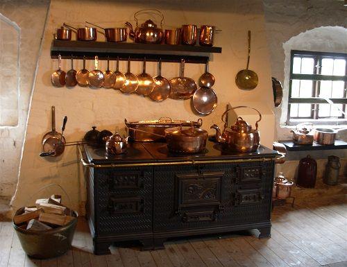 stary piec kuchenny