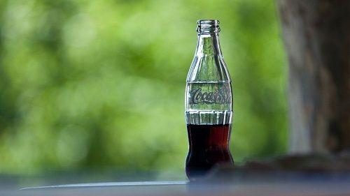 bottle Coca Cola