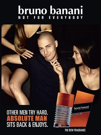 Bruno Banani - Absolute Man reklama
