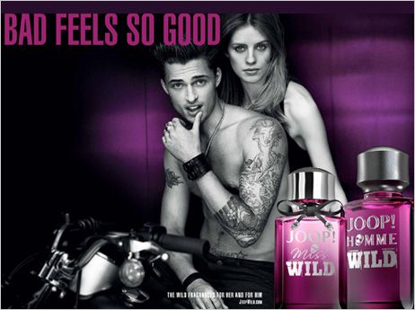 Joop! - Homme Wild reklama