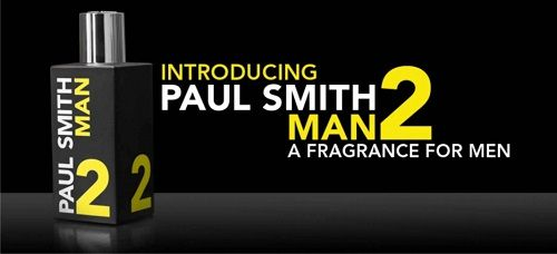reklama Paul Smith - Man 2