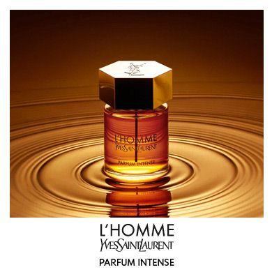 reklama Yves Saint Laurent - L'Homme Parfum Intense