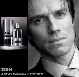 reklama Zirh - Zirh EdT