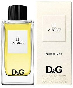 Dolce & Gabbana - Anthology La Force 11 EdT