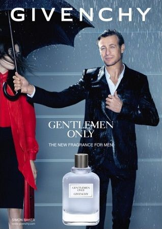 givenchy gentlemen only reklama