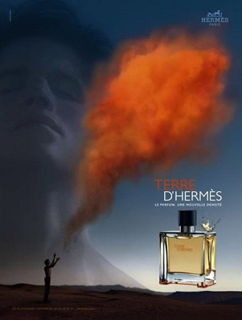 Hermes - Terre d'Hermes EdP reklama