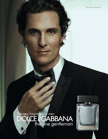 reklama dolce&gabbana the one gentleman
