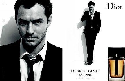 stary Dior - Homme Intense EdP reklama