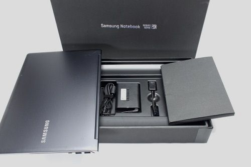 unboxing notebook