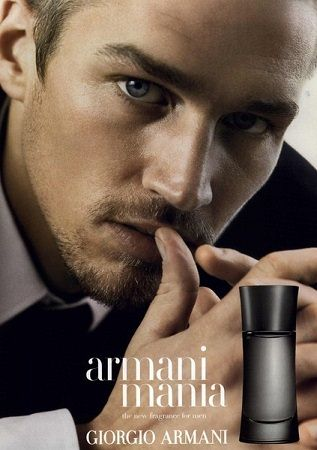 Giorgio Armani - Mania reklama